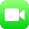 Apple facetime ios 7 logo