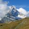 Matterhorn bijgesneden