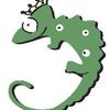 Nieuw logo kameleon  klein zonder tekst