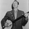 Foto levensloop man banjo