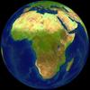 Africa terrain