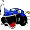 Auto racing   cartoon 09