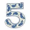 5 delfsblauw