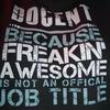 Docent shirt