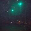 Groene verlichtign