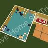 3d huis plan joke