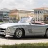 Mercedes benz vehicles 1957 mercedes benz 300 sl road 2424904